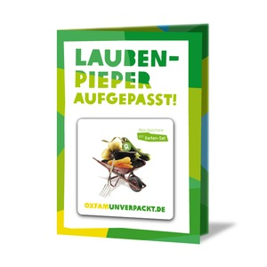 Garten-Set - OxfamUnverpackt