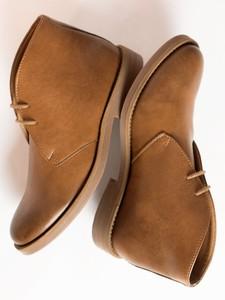 Signature Deserts Tan - Wills Vegan Shoes