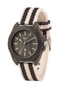 Holz-Armbanduhr PHOENIX 38 WENGE GREY | 100% hautverträglich - Wewood