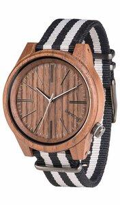 Holz-Armbanduhr TORPEDO NUT GREY | 100% hautverträglich - Wewood