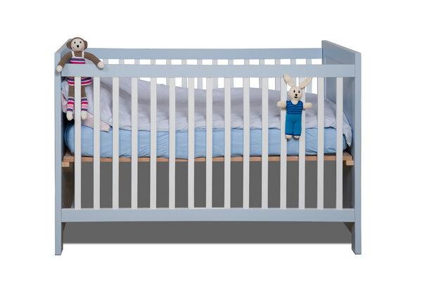 bosnanova design babybett kiko massive buche inkl. Black Bedroom Furniture Sets. Home Design Ideas