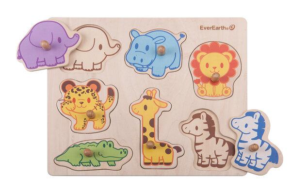 """Puzzle """"Safari-tiere"""""""