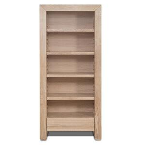 Design Bücherschrank SMART- massive Eiche *EINZELSTÜCK* - bosnanova