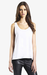 Women's Tencel Blend Vest - Continental Clothing