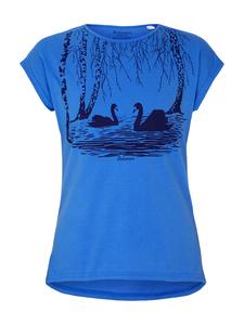 Mädchen-T-Shirt Schwanensee - Bohemini