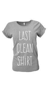 Last clean shirt girl - WarglBlarg!