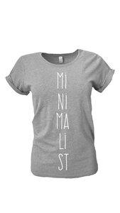 Minimalist girl - WarglBlarg!