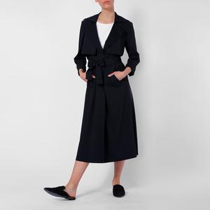 Trench Coat LOTIC black - JAN N JUNE