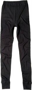 Lange Unterhose, schwarz 4358 - Living Crafts
