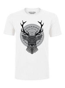 Bio T-Shirt Join 'Deer' für Herren aus 100% Bio-Baumwolle  - Human Family
