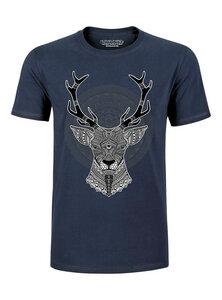 """Bio T-Shirt Join """"Deer"""" für Herren aus 100% Bio-Baumwolle  - Human Family"""