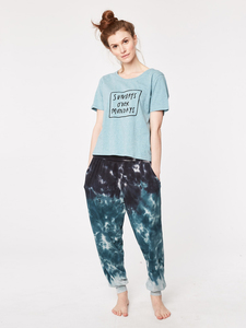 MORI SLACKS - Tye Dye - Thought | Braintree