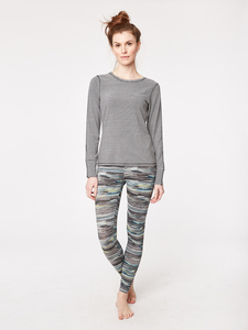 MORI LEGGINGS - Strata Stripe - Thought | Braintree