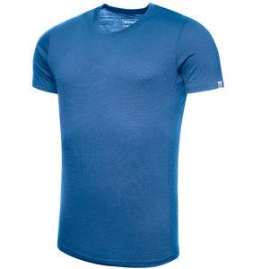 Merino Shirt Kurzarm Slimfit 150 Herren - KAIPARA - Hellblau - Kaipara - Merino Sportswear