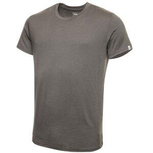 Merino Shirt Kurzarm Regularfit 150 Herren - KAIPARA - Taupe - Kaipara - Merino Sportswear