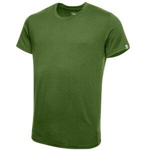 Merino Shirt Kurzarm Regularfit 150 Herren - KAIPARA - Schilf - Kaipara - Merino Sportswear