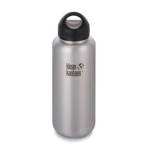 Trinkflasche Wide mit Edelstahl Loop Klean Kanteen® (ca.1200 ml) - Klean Kanteen
