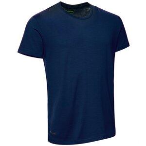 Merino Shirt Kurzarm Regularfit 200 Herren - KAIPARA - Blau - Kaipara - Merino Sportswear