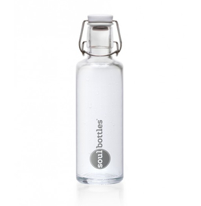 Soulbottles Trinkflasche aus Glas (600ml) - Made in Germany - soulbottles