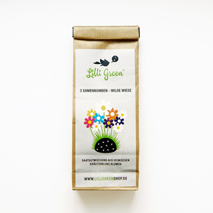 Samenbomben-Wilde Wiese - Lilli Green