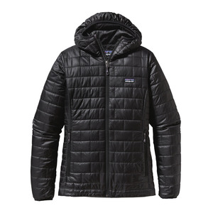 W's Nano Puff Hoody - Regular Fit - black - Patagonia