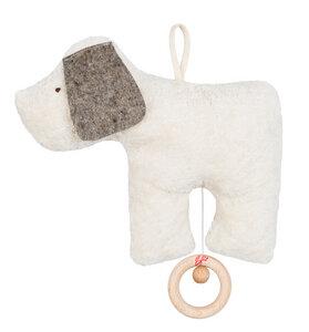 Efie Spieluhr Hund, kontrolliert biologischer Anbau (organic) - Efie