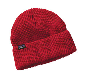 Fishermans Rolled Beanie - Fire  - Patagonia