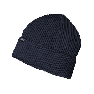 Mütze - Fishermans Rolled Beanie - Navy Blue  - Patagonia