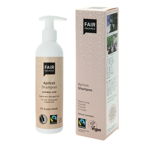 Fair Squared Shampoo Apricot 250ml - Fair Squared