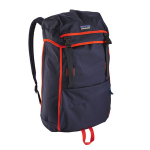Arbor Grande Pack 32L -Navy Blue w/Paintbrush Red - Patagonia