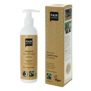 Fair Squared Handsoap Almond 250ml - Fair Squared