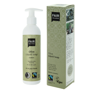 Fair Squared Handsoap Olive 250ml - Fair Squared