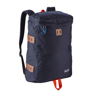 Toromiro Pack 22L - Navy Blue w/Paintbrush Red - Patagonia