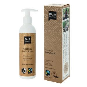 Fair Squared Body Scrub Coconut 250ml - Fair Squared