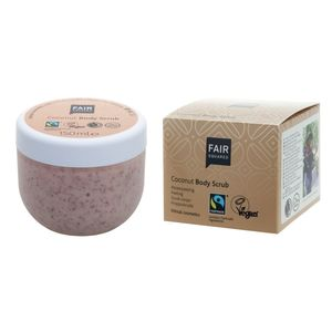 Fair Squared Body Scrub Coconut 150ml - Fair Squared