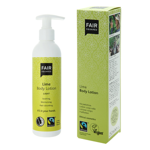Fair Squared Body Lotion Lime 250ml - Fair Squared