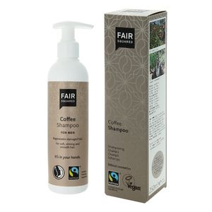 Fair Squared Shampoo Coffee 250ml - Fair Squared