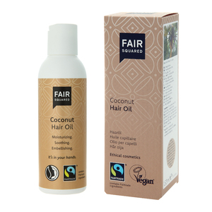 Fair Squared Hair Oil Coconut 150ml - Fair Squared