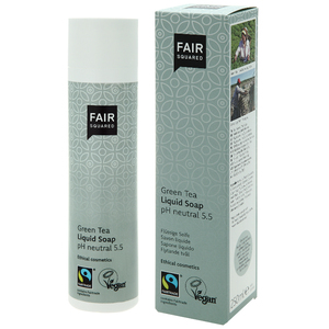 Fair Squared Handsoap Green Tea 250ml - Fair Squared