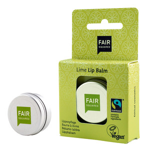 Fair Squared Lip Balm Lime - Fresh 12gr. - Fair Squared