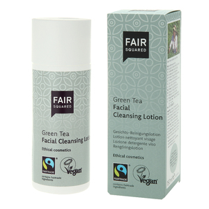 Fair Squared Facial Cleansing Lotion Green Tea 150ml - Fair Squared