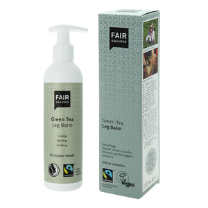 Fair Squared Leg Balm Green Tea 250ml - Fair Squared