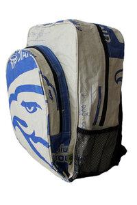 Rucksack mit Laptopfach (Recycelte Zementsäcke), Fairtrade - 108 Degrees