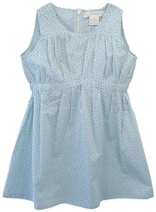 Sommerkleid in hellblau - Serendipity