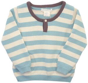 Pullover mit Knopfleiste von Serendipity - Serendipity