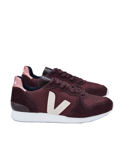 HOLIDAY LT PIXEL BURGUNDY BURGUNDY SABLE - Veja