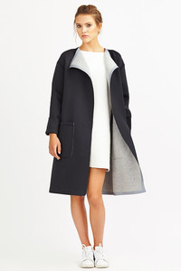 Coat Tallulah - Navy - LangerChen