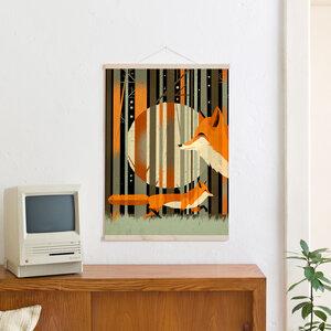 Midnight Foxes - Dieter Braun