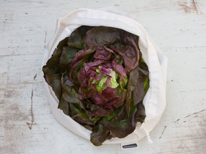 Naturtasche aus Bio-Baumwolle 45x32cm - Naturtasche