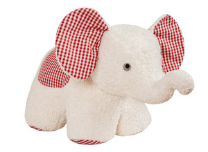 Efie Sitz & Spiel Elefant XXL, kbA (organic), Made in Germany - Efie
